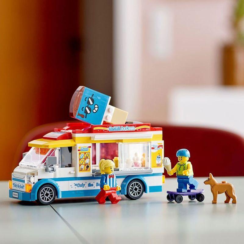 Lego City - Caminhão de Sorvetes - 60253