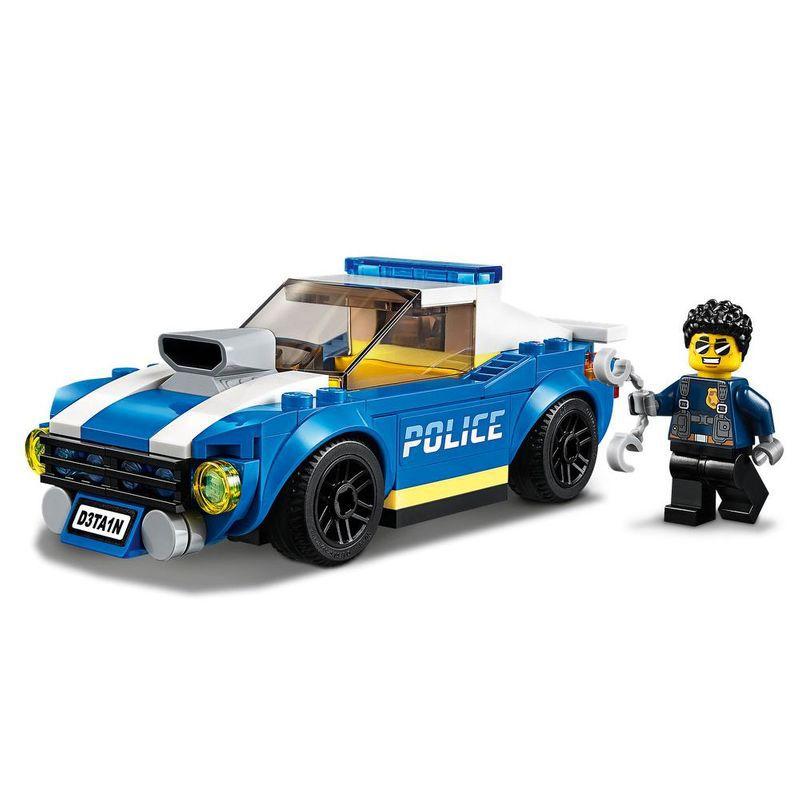 Lego - City - Detenção Policial na Rodovia - 31100