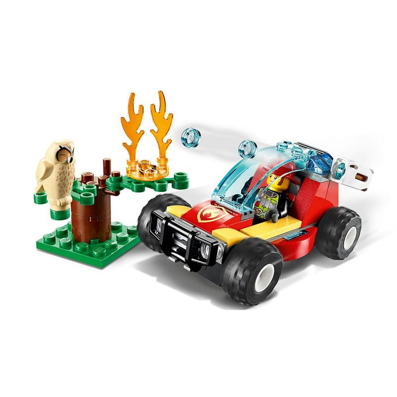 Lego - City - Fogo na Floresta - 60247