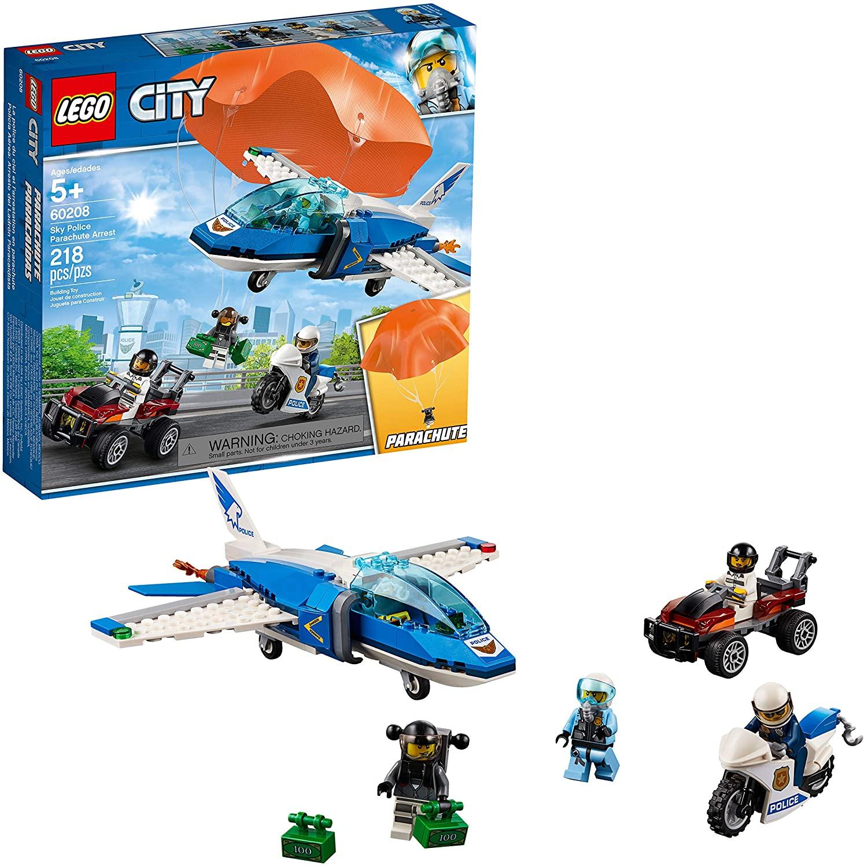 Lego City Parachute - 60208