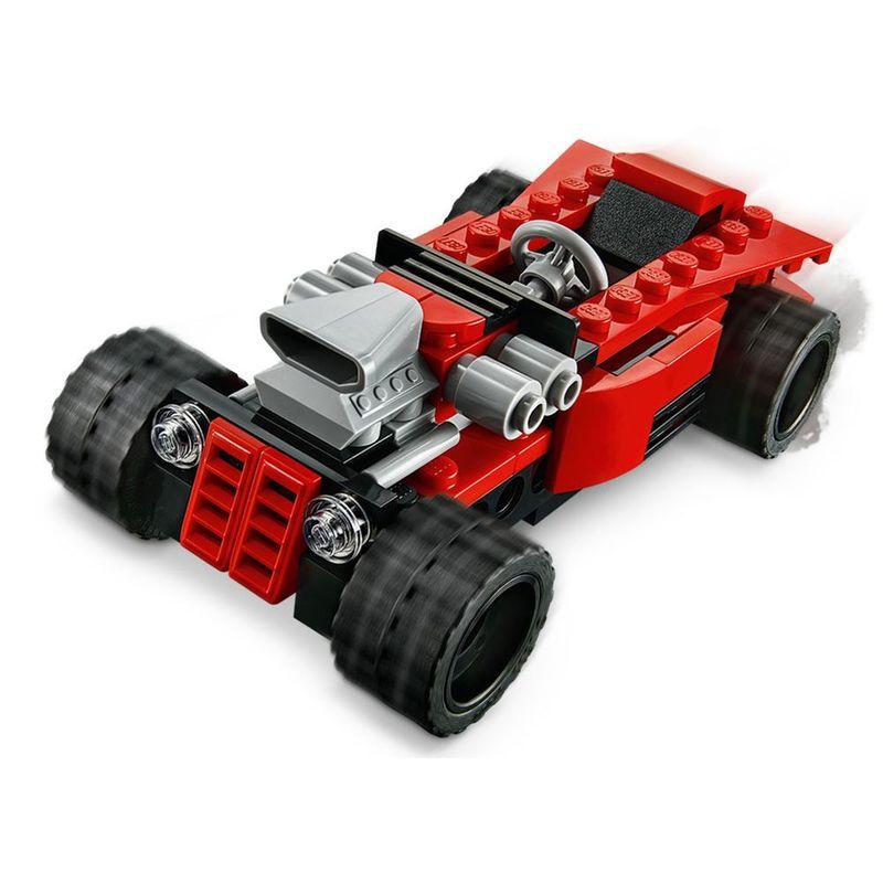 Lego - Creator - Carro Esportivo 3 em 1 - 31100
