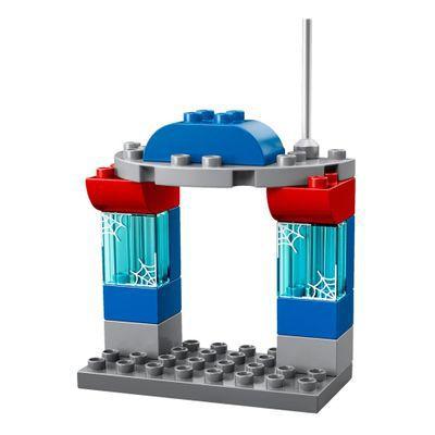 Lego Duplo  - As Aventuras do Homem Aranha e Hulk - Lego