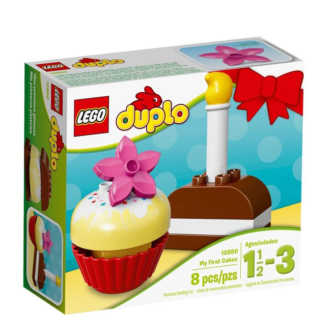Lego Duplo  - Meus Primeiros Bolos - Lego