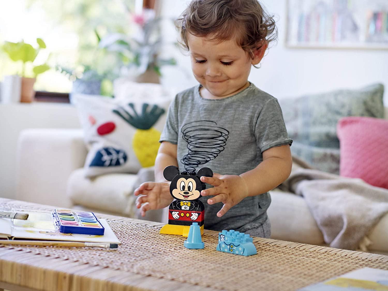 Lego Duplo - Mickey - Meu Primeiro Modelo - Lego