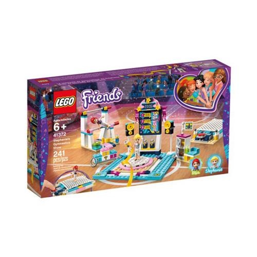 Lego Friends - Show de Ginástica da Stephanie - 41372