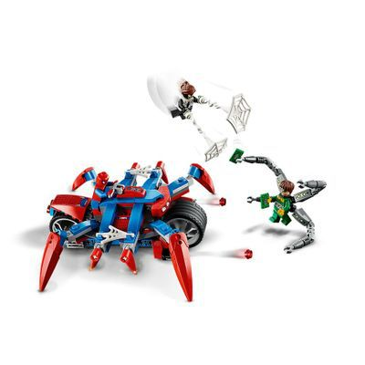 Lego - Marvel - Homem Aranha vs Doutor Octopus - 76148