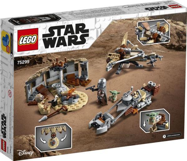 Lego Star Wars - Problemas em Tatooine - 276 peças - 72299