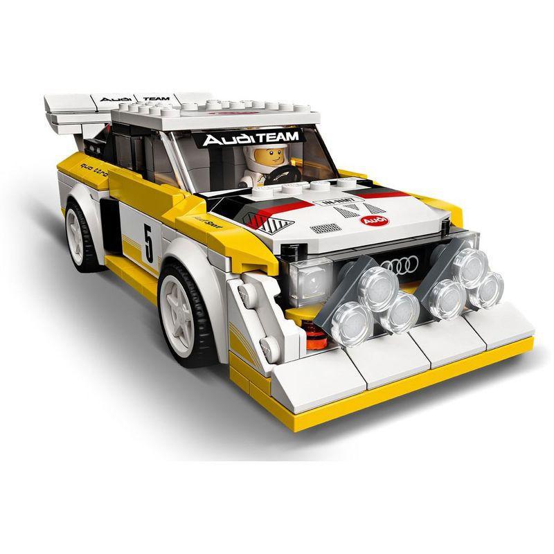 Lego - Speed Champions - Audi Sport Quattro S1 - 76897