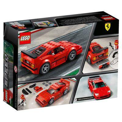 Lego - Speed Champions - Ferrari F40 - 75890