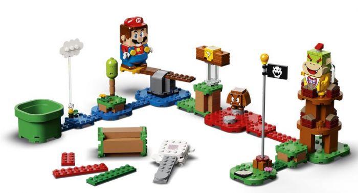 LEGO Super Mario - Aventuras de Mario - Fase 1 - 71360