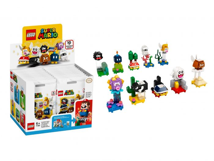 Lego Super Mario - Pacote de Personagens Surpresa - 71361