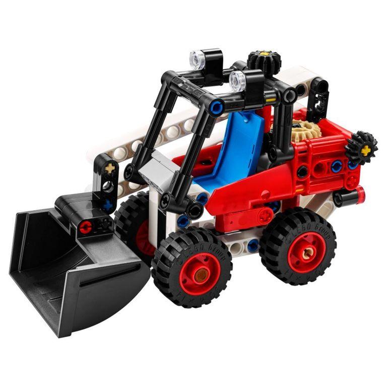 Lego Technic - Mini Carregadeira - 140 Peças - 42116