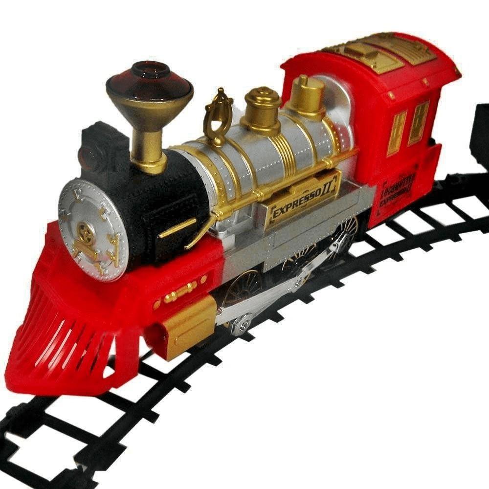 Locomotiva Expresso 2 - Com Túnel - Braskit