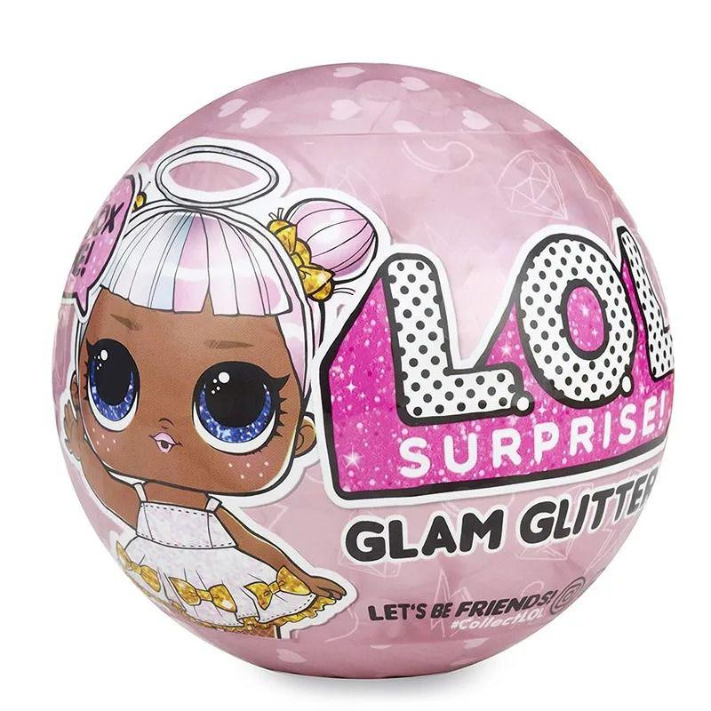 Boneca LOL - 7 Surpresas - Glitter Series - Candide