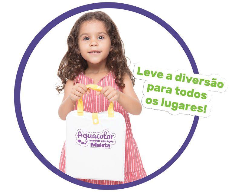 Maleta Aquacolor - Colorindo com Água - Toyster Brinquedos