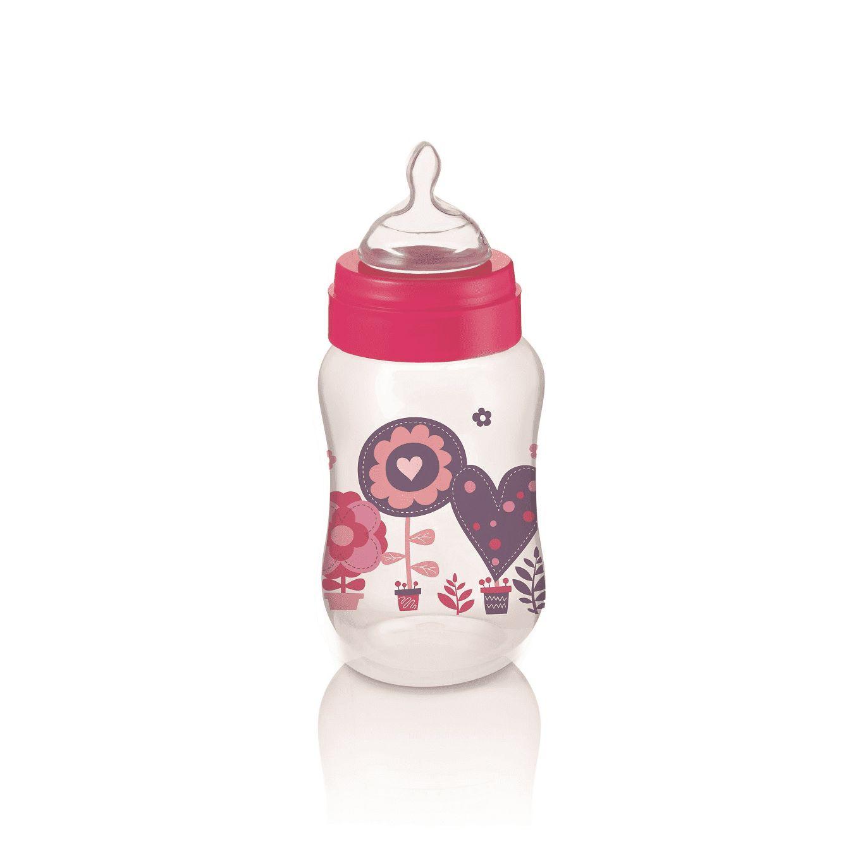 Mamadeira Boys & Girls  Ortonatural 250ml - (+ 0 meses) - Multikids Baby