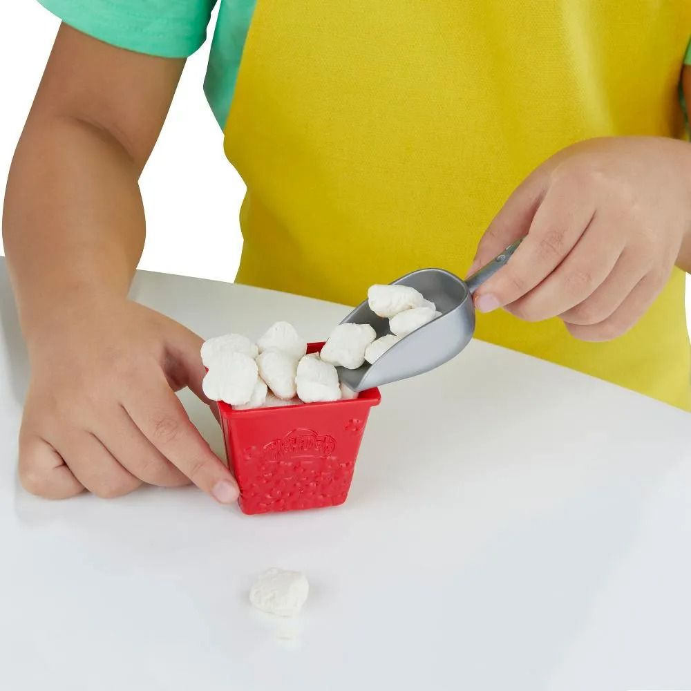 Massa de Modelar - Play-Doh - Kitchen Creations - Festa da Pipoca - Hasbro