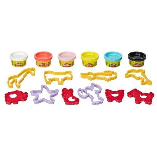 Massinha Play-Doh - Animais - Hasbro