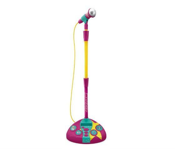 Microfone Karaokê - Fabuloso - Barbie - Fun