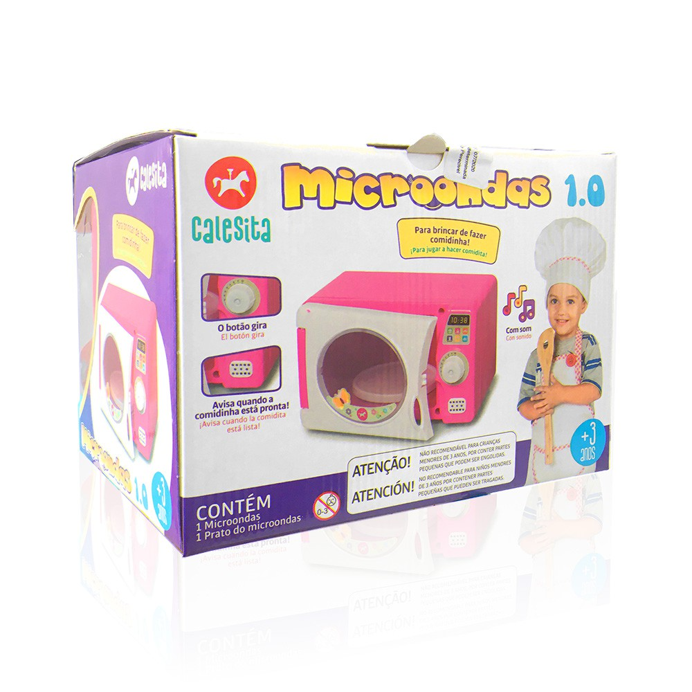 Microondas Infantil - Calesita