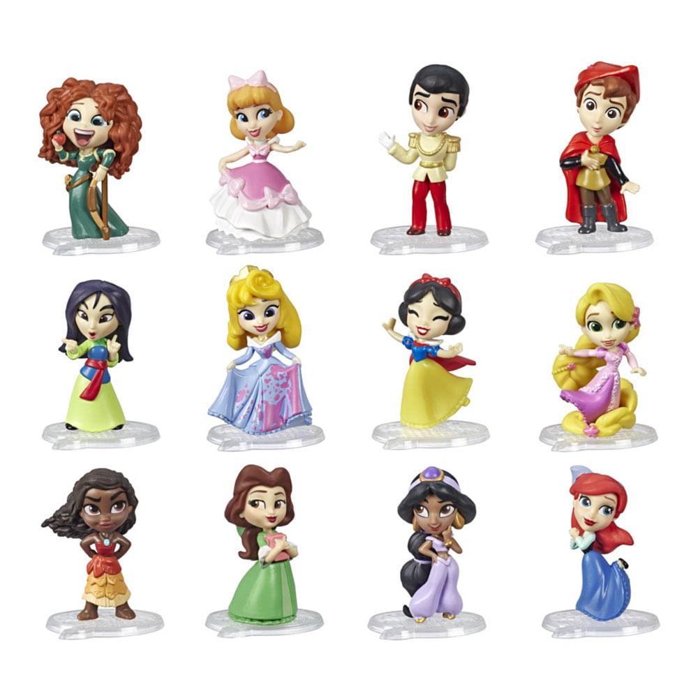 Mini Boneca Surpresa - Disney - Princesas - Comics - Série 2 - Hasbro