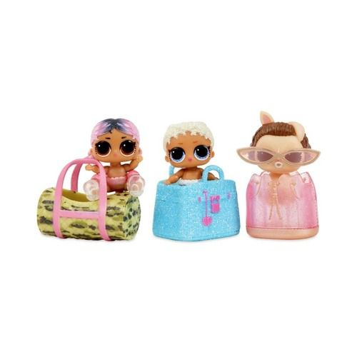 Mini Boneca Surpresa - LOL Surprise - Lils - 5 Surpresas - Candide