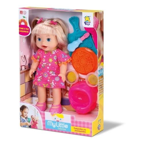 My Little Collection - Caquinha no Peniquinho - Diver Toys