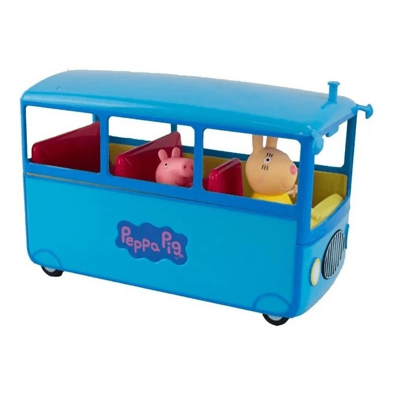Ônibus Escolar da Peppa - Peppa Pig - Sunny