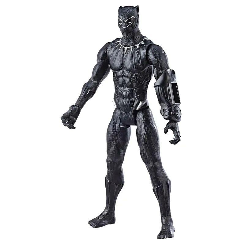 Boneco Pantera Negra - 30 Cm - Vingadores - Power FX - Hasbro