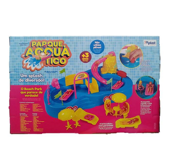 Parque Aquático - Xplast