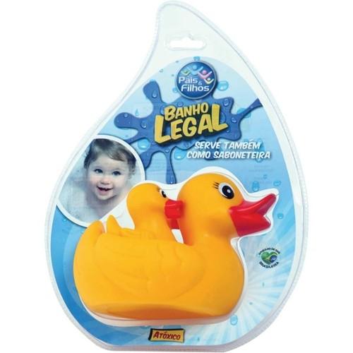 Família Pato para Banho - Pais e Filhos