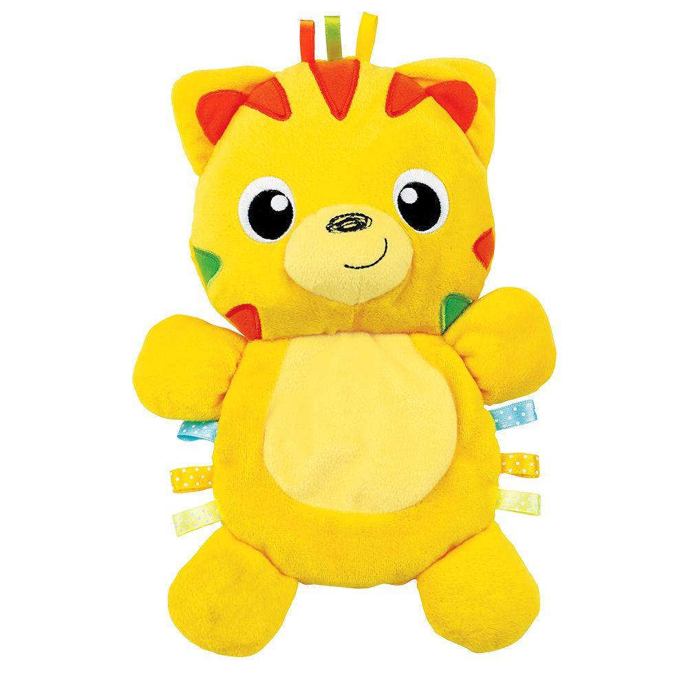 Naninha - Tigre - Pelúcia - Amiguinho do Bebê - WinFun