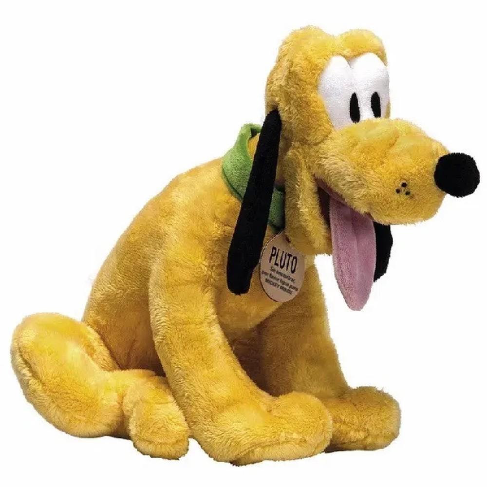 Pelúcia - Pluto - 35 cm - Fun