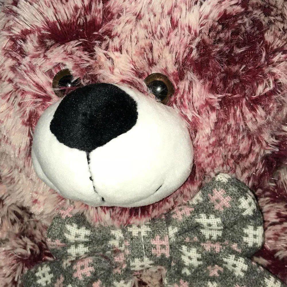 Pelúcia - Urso Pomposo - BabyBrink