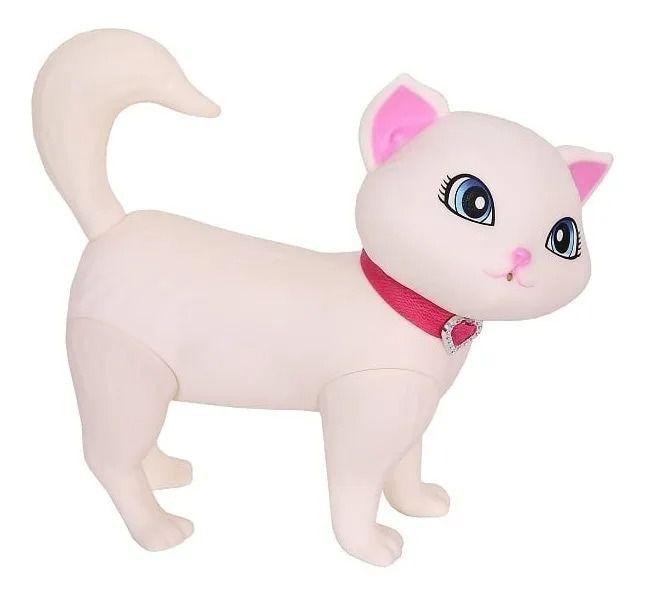 Pet da Barbie - Veterinário - Gatinha Blissa - Pupee