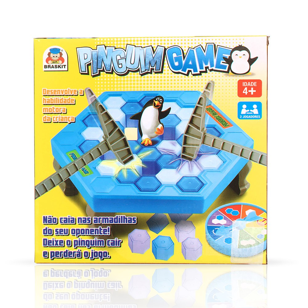 Pinguim Game - Braskit
