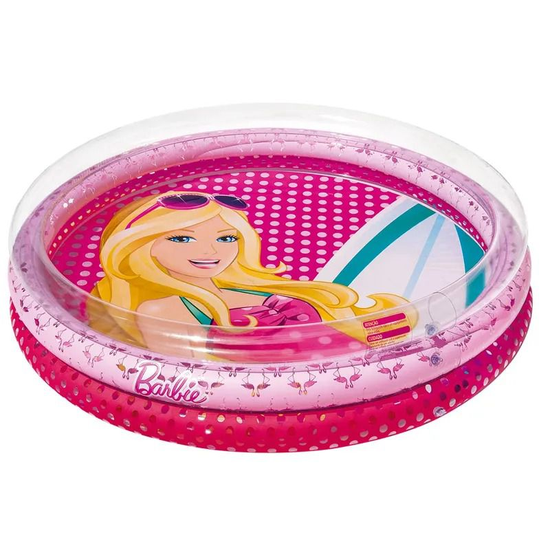 Piscina Infantil - Barbie Fashion - 135 Litros - Fun