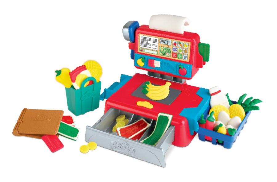 Massa de Modelar - Play-Doh - Caixa Registradora - Hasbro