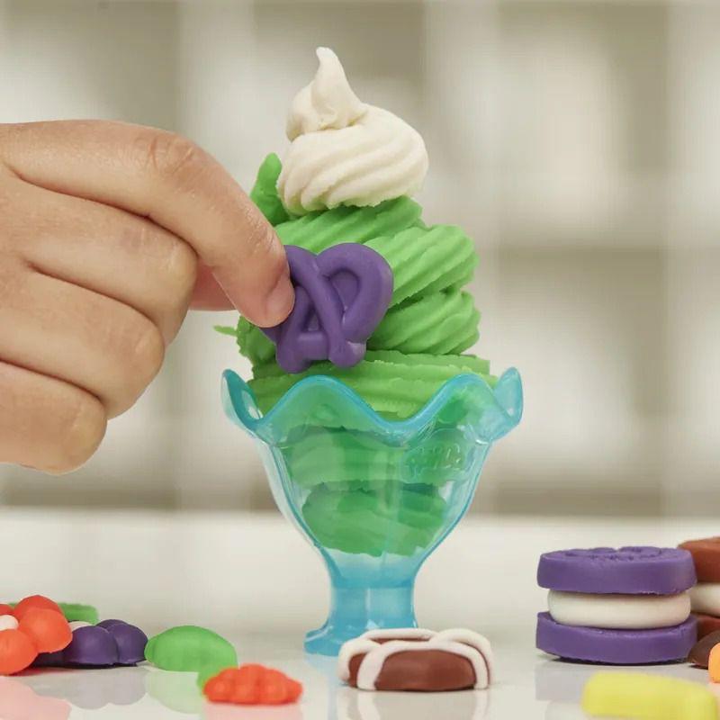 Play-Doh - Kitchen Creations - Super Máquina de Sorvete - Hasbro