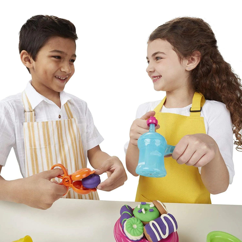Play-Doh Roscas Divertidas - Hasbro