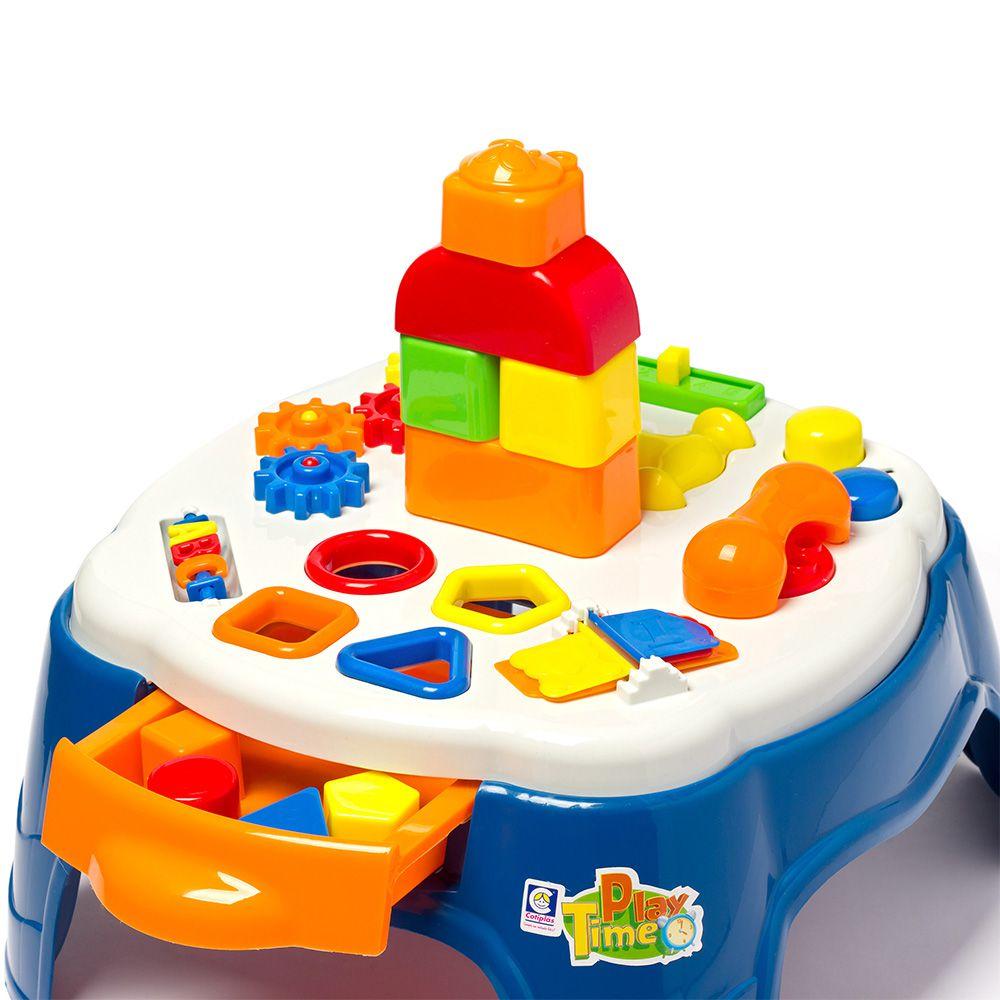 Mesa de Atividades - Play Time - Cotiplás
