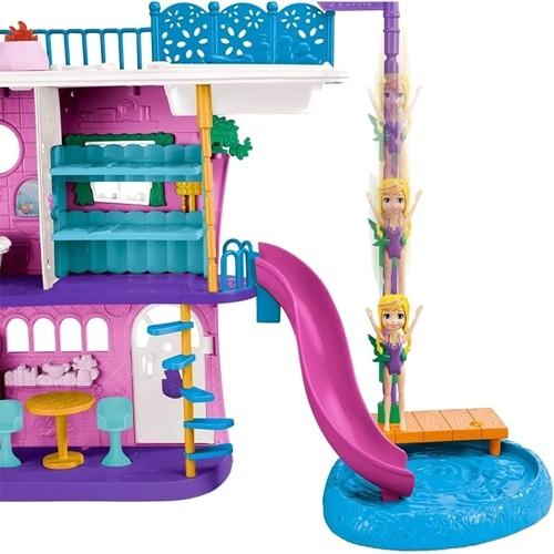 Polly Pocket - Caso do Lago da Polly - Mattel