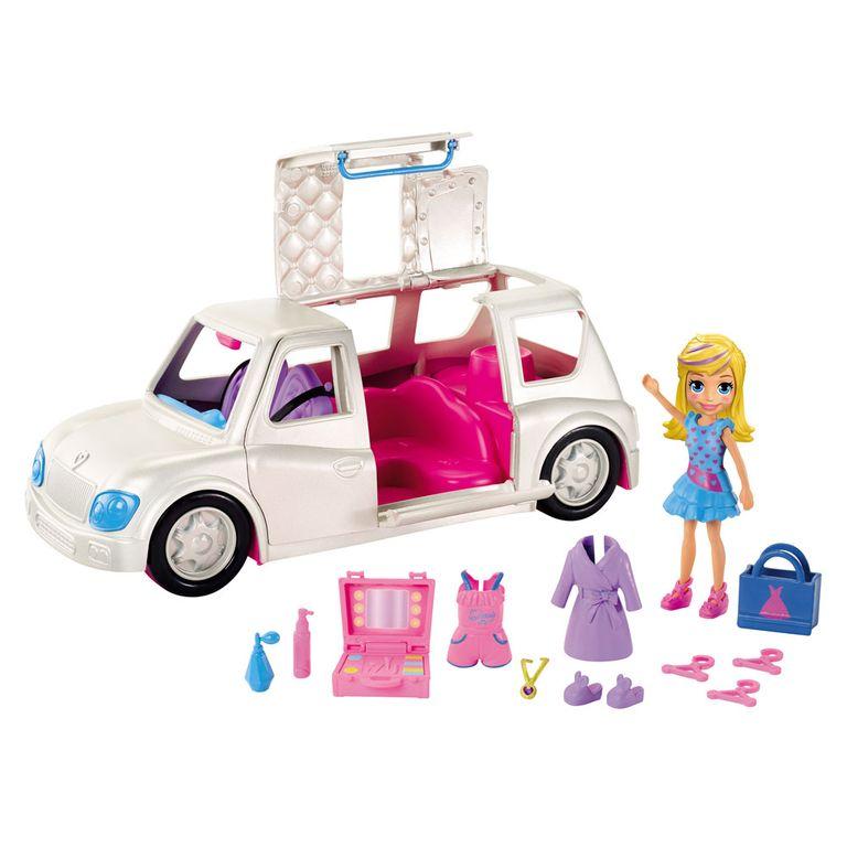 Polly Pocket - Limosine de Luxo - Mattel