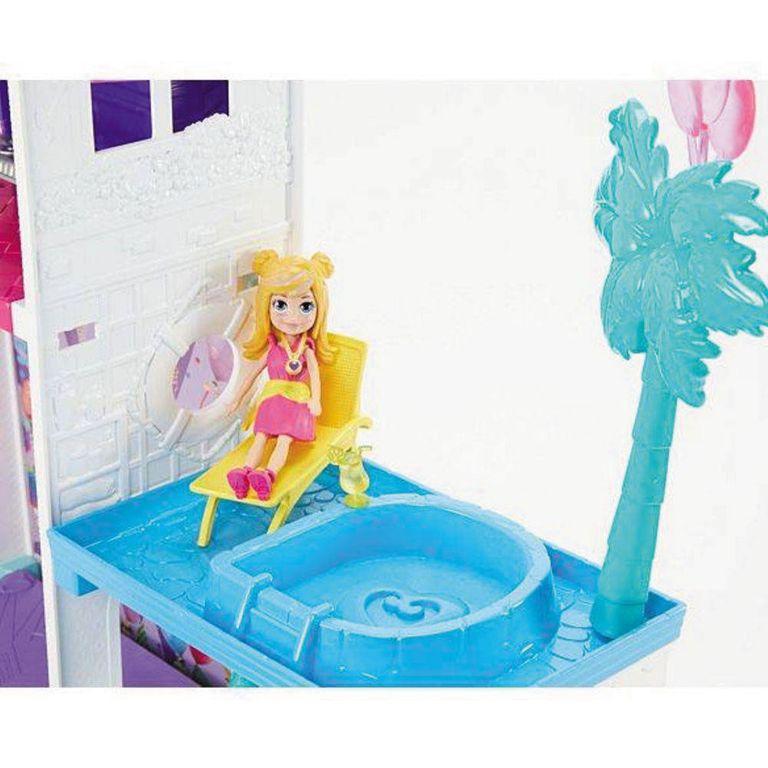 Polly Pocket - Mega Casa de Supresas - Mattel