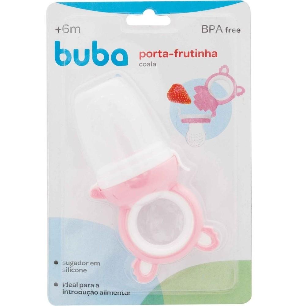 Porta Frutinha - Coala - Rosa - Buba