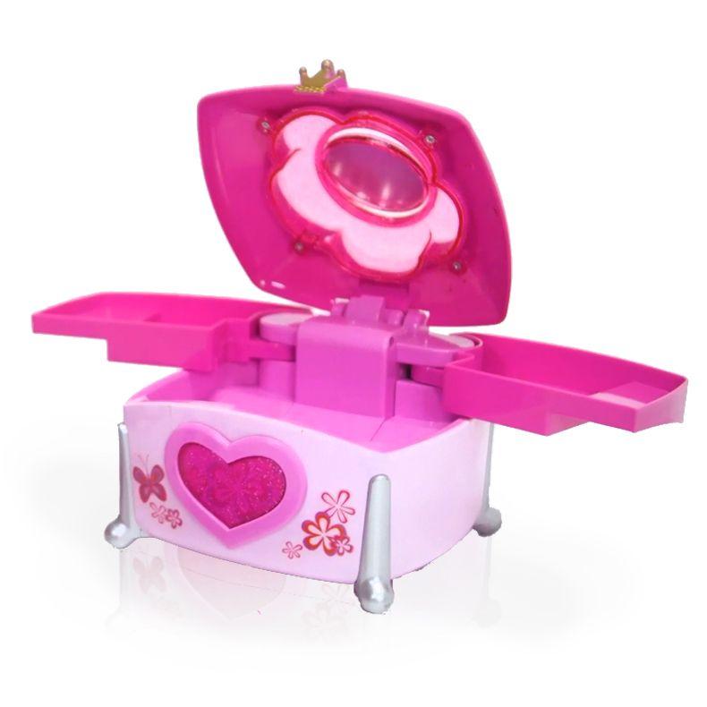 Porta Jóias Musical - Princesas Mágicas - Zoop Toys