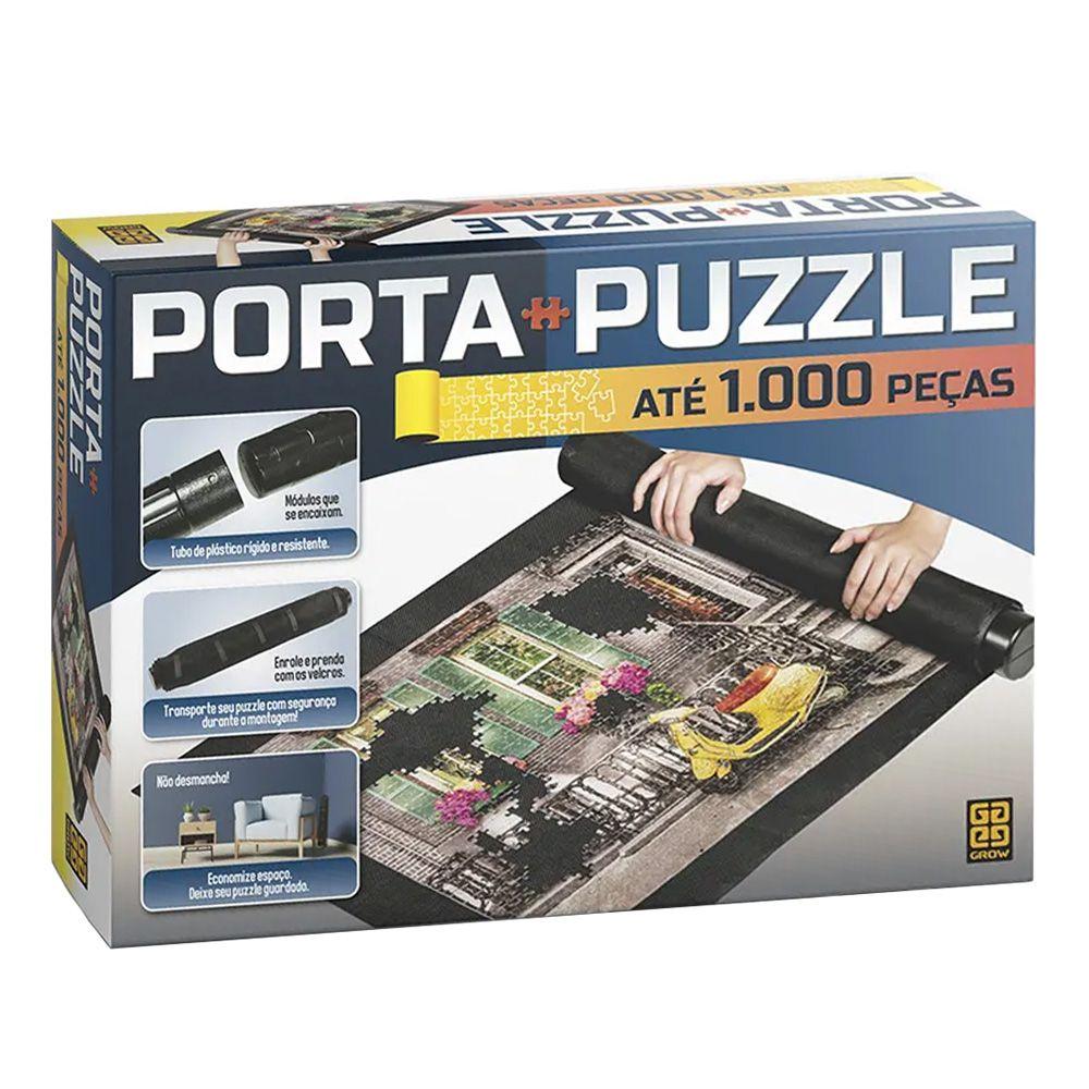 Porta Puzzle - Até 1000 peças - Grow