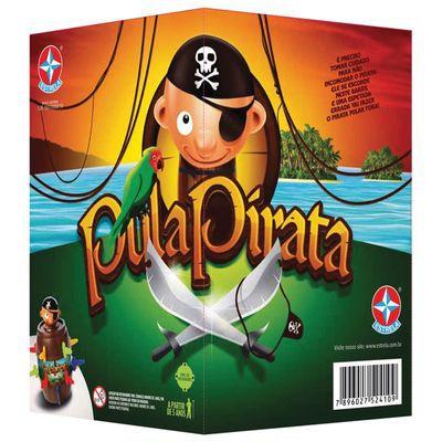 Pula Pirata - Com Aplicativo - Estrela