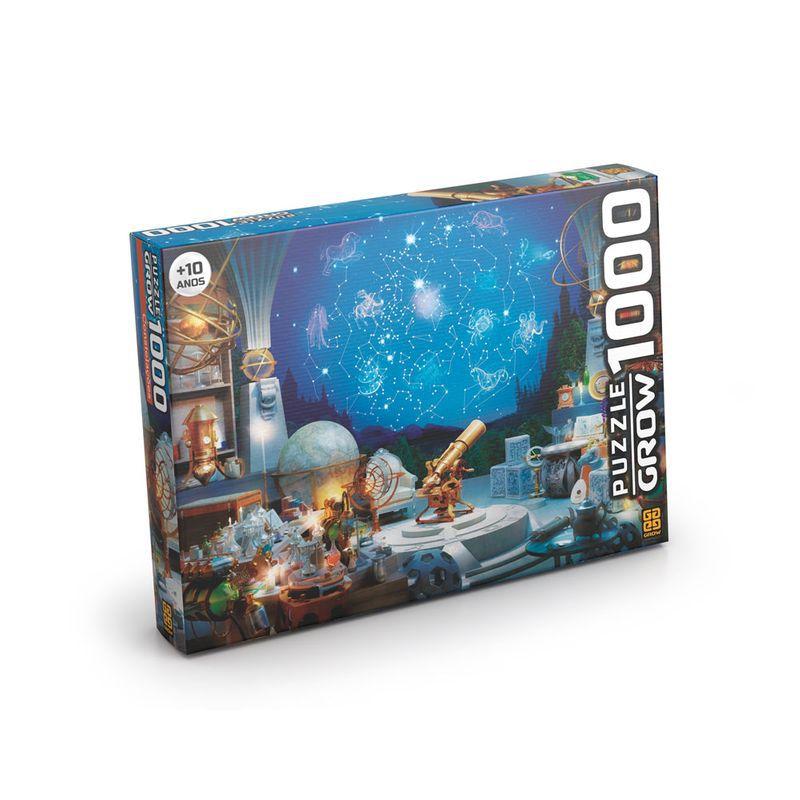 Quebra-Cabeça - Constelações - 1000 peças - Grow
