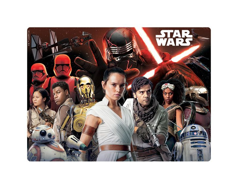 Quebra-Cabeça - Star Wars - Ascensão Skywalker - 500 peças - Toyster